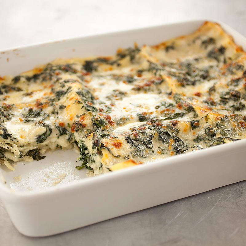Spinach Lasagna Cook S Illustrated Spinach Lasagna Cooks Illustrated Cooking