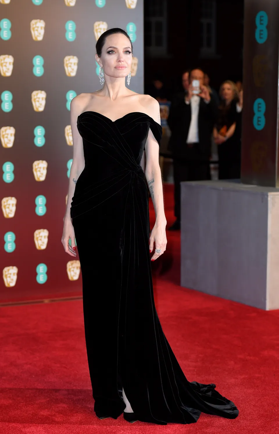 Angelina Jolie's Best Red Carpet Looks Ever HuffPost