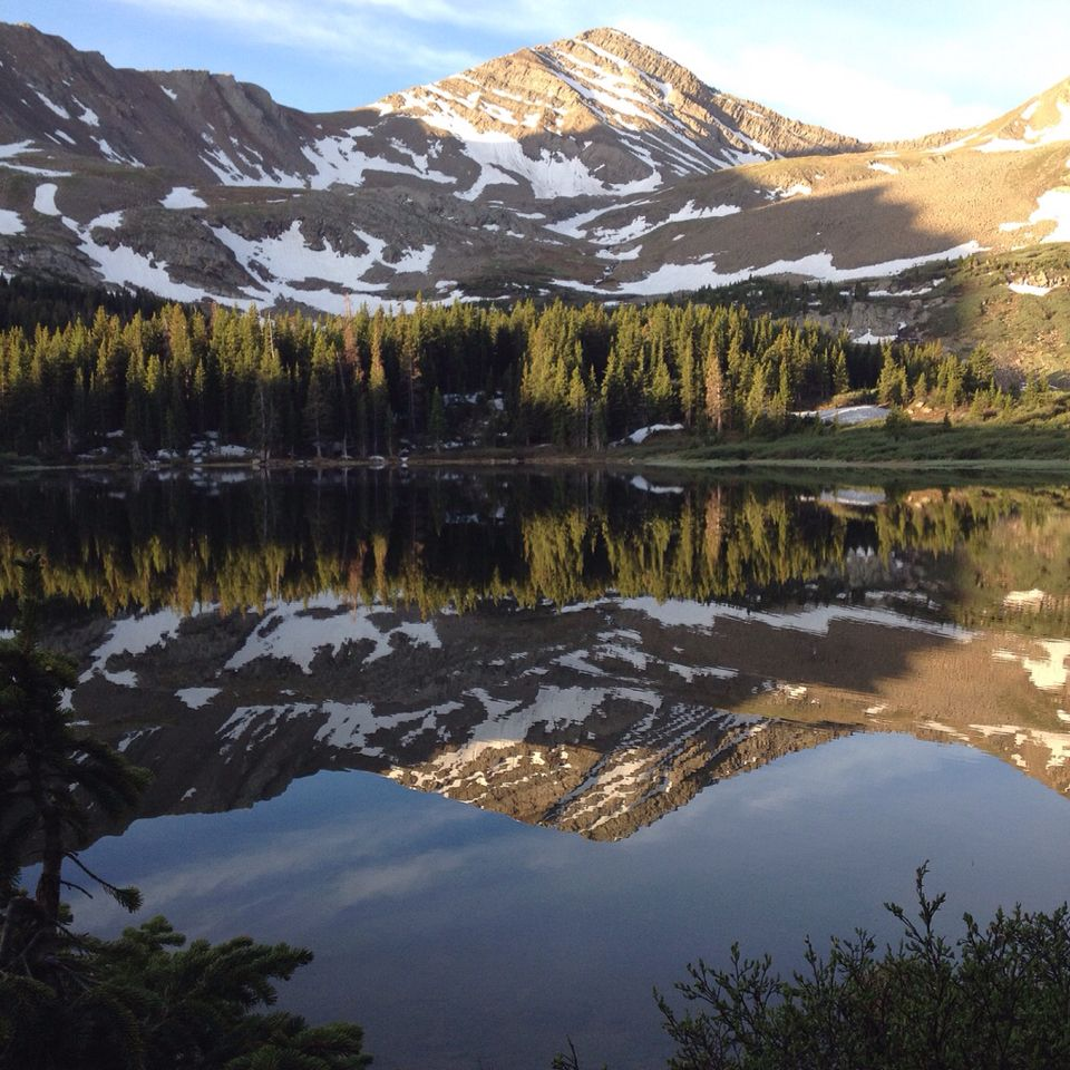 Cool Places In Colorado: Lake Of The Clouds Near Westcliffe Colorado