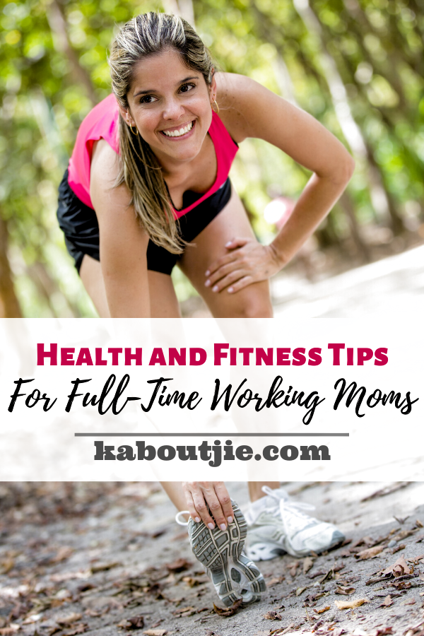 Being a working mother is no easy task, especially when it comes to self-care - here are some health...