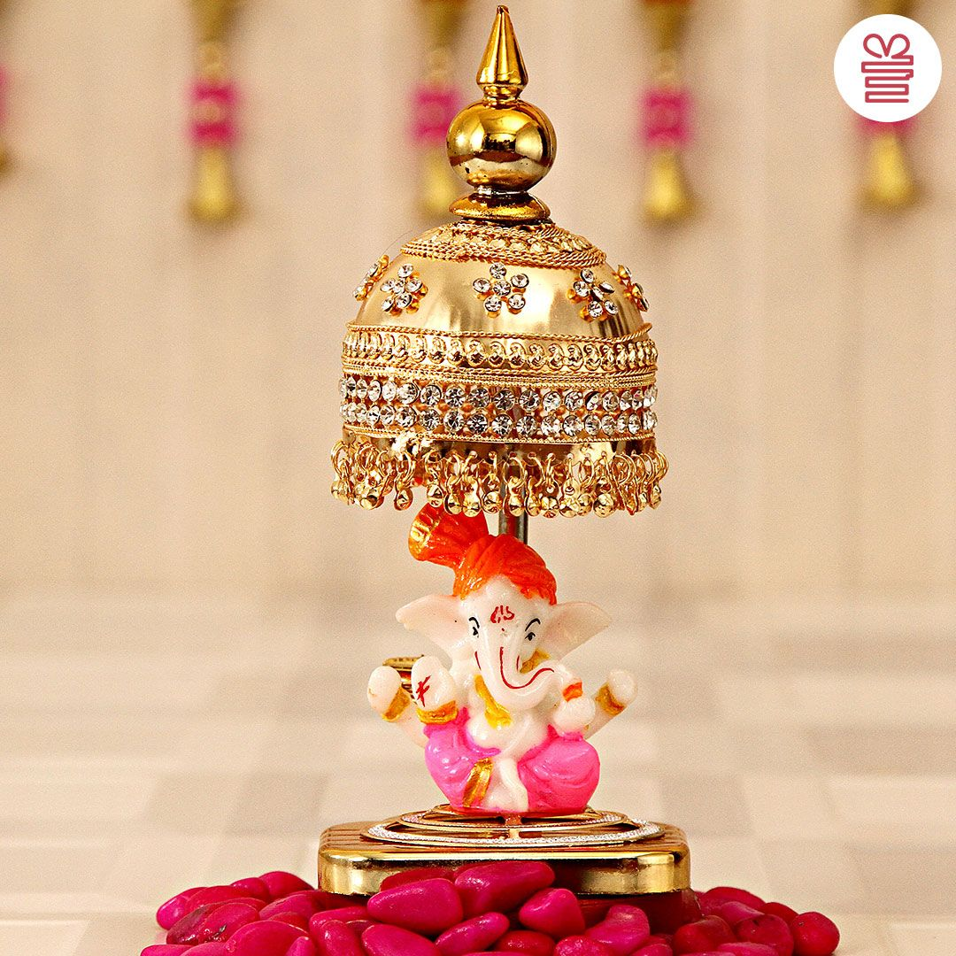 Beautiful Lord Ganesha Idol: Gift/Send New Year Gifts ...
