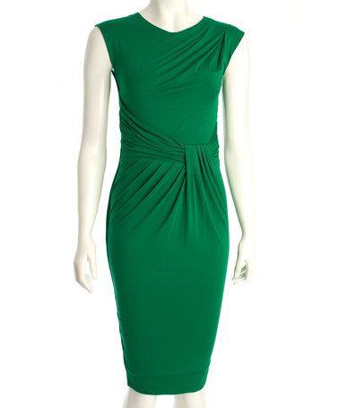 Another great find on #zulily! Jade Green Sierra Dress #zulilyfinds
