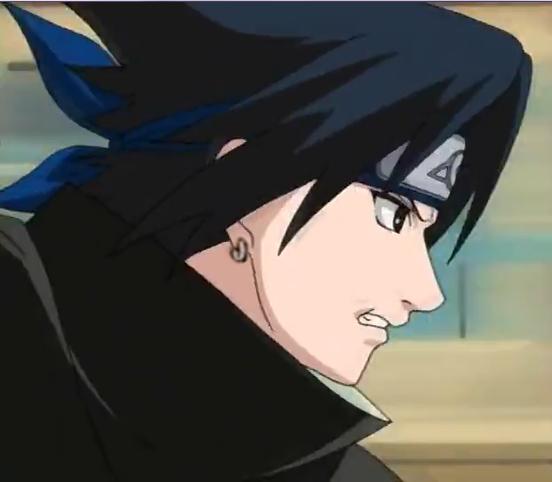 Sasuke In Earrings By Silver Queen Sasuke Uchiha Sasuke Uchiha Shippuden Uchiha