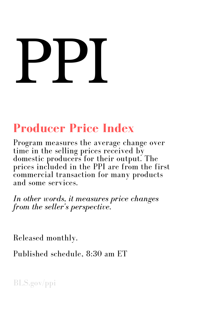 Program Measures The Average Change Over Time In The Selling Prices Received By Domestic Producers For Their Output Economic Analysis Words Public Information