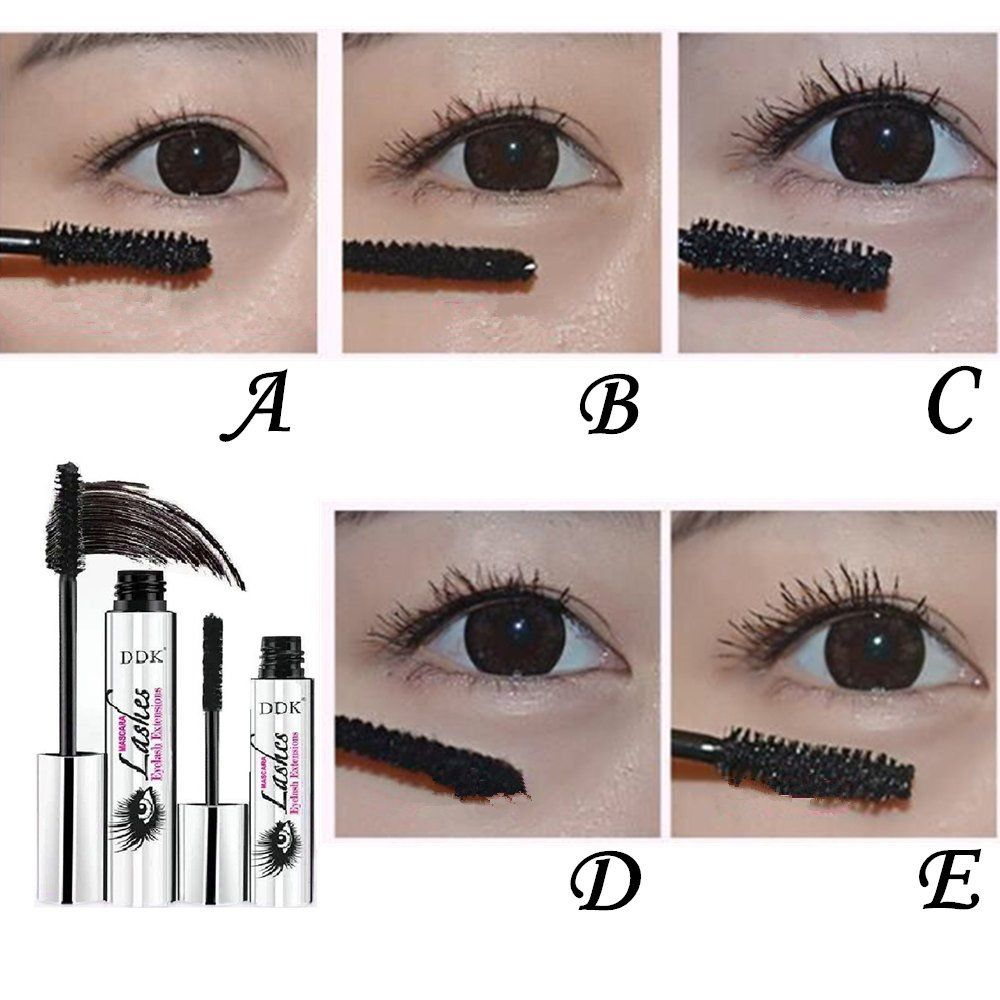 Volary 4d Mascara Waterproof Mascara Cream Makeup Lash Cold Eye