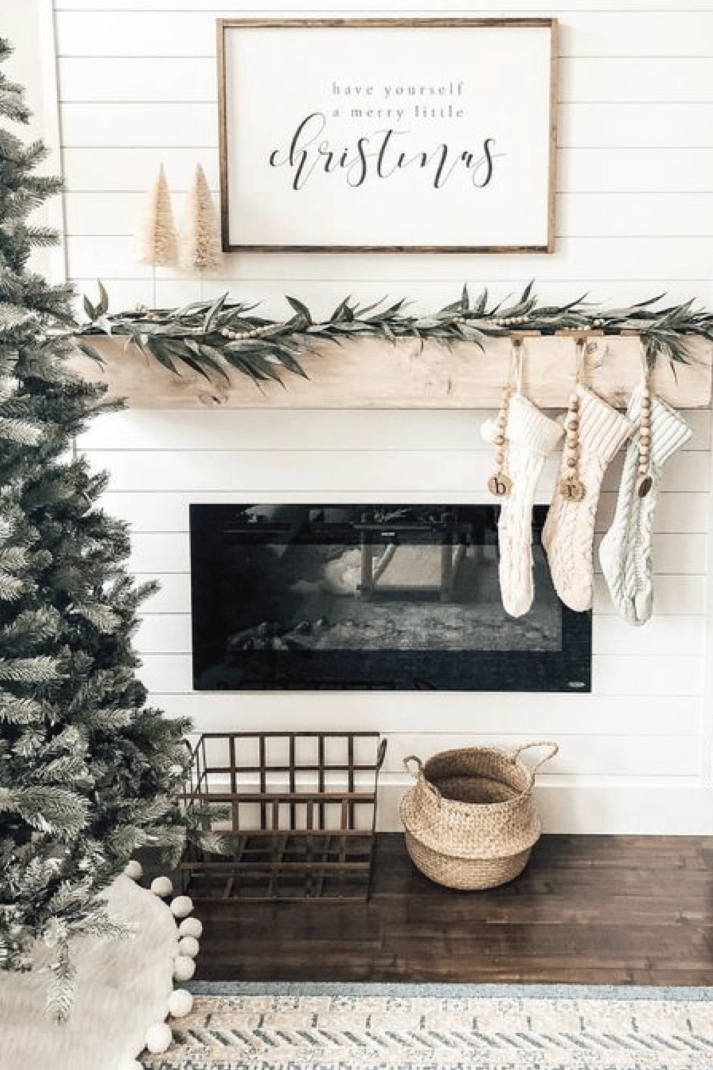 Photo of The Best Farmhouse Christmas Decor Inspiration | Home Sweet Farm Home