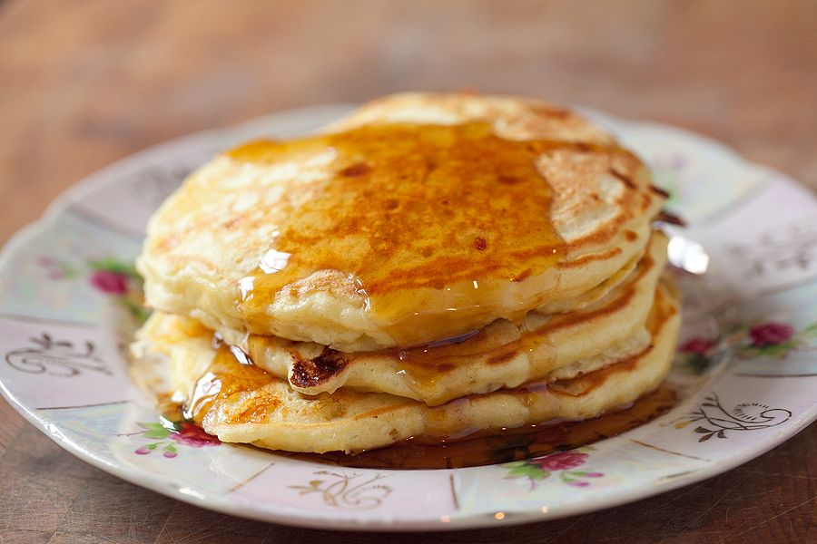 cottage cheese pancakes recept