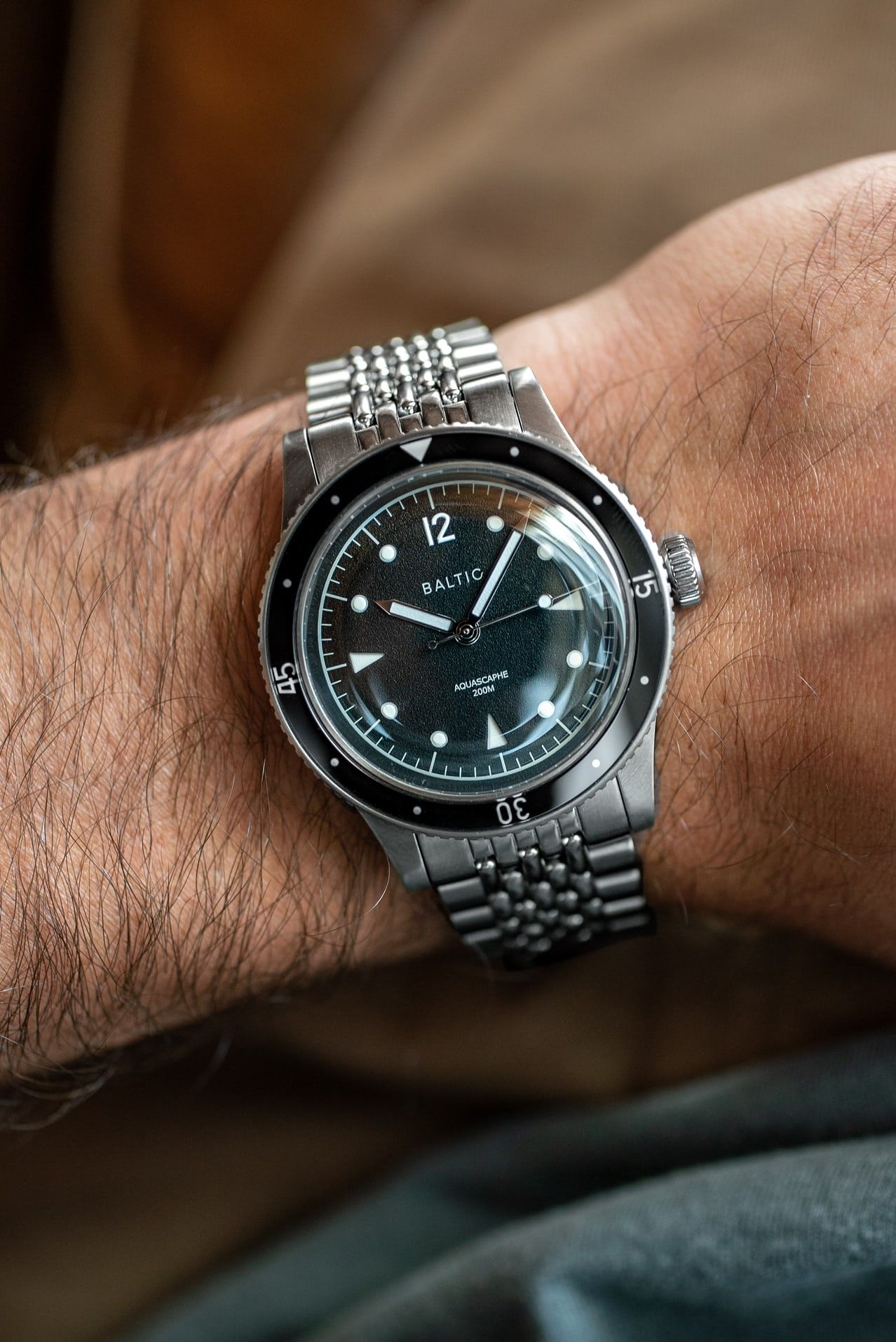 Hands-On: The Baltic Aquascaphe Diver - HODINKEE