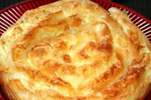 cheese pie bulgarian - Google Search