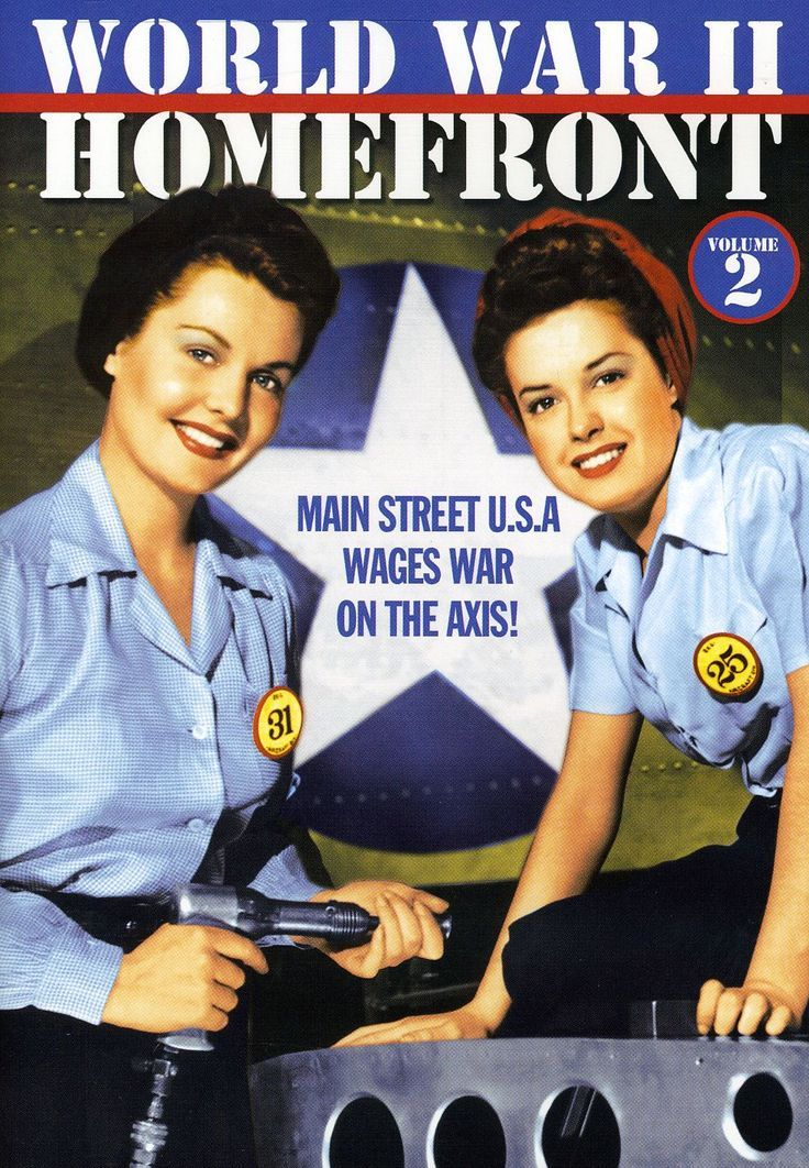 what role did women play during ww2
