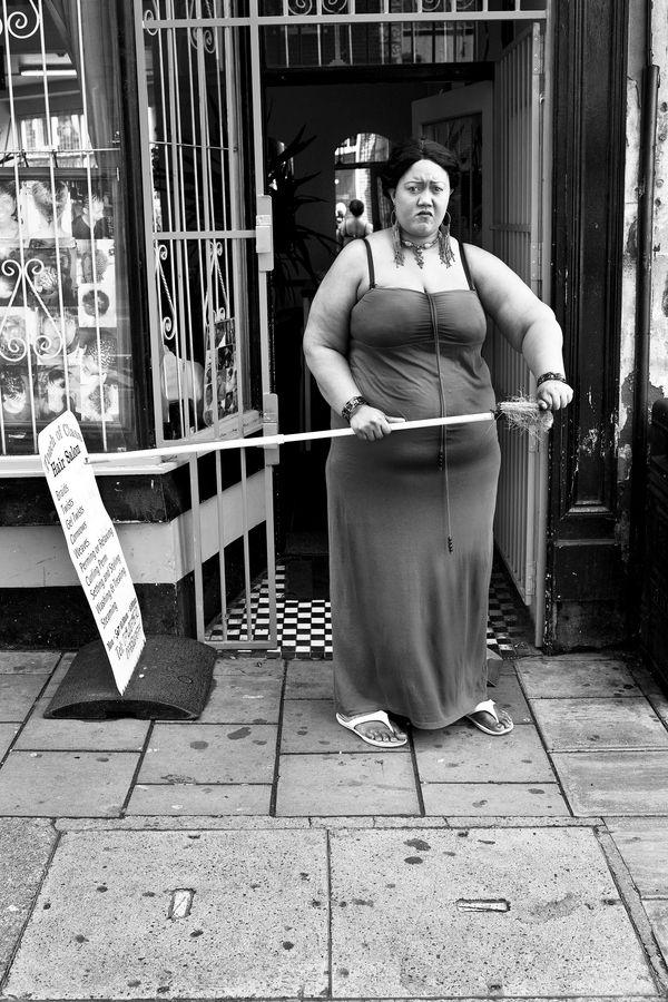 The Shop Keeper by MJ Scott, via 500px