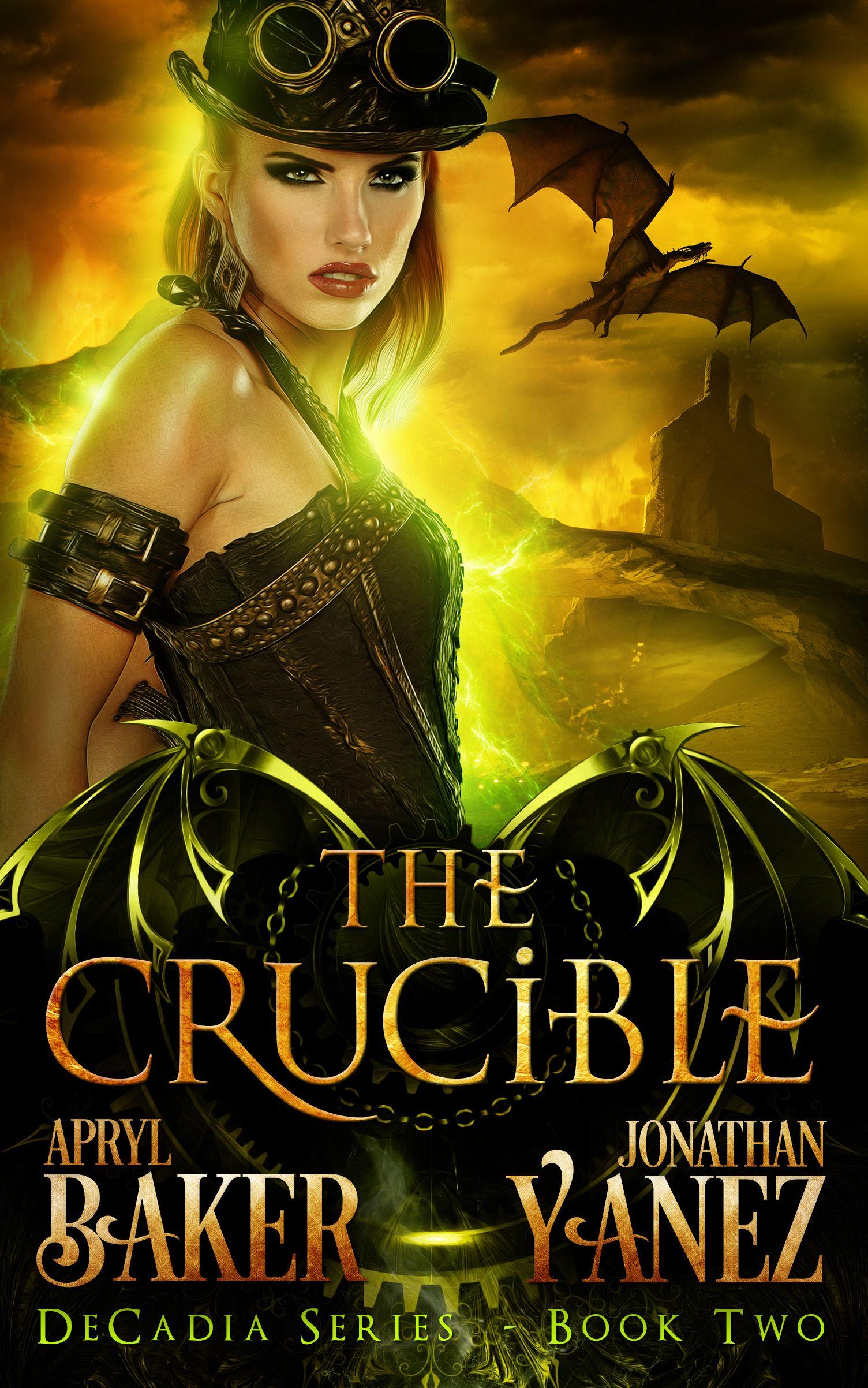 The Crucible Ex love, Books, Crucible