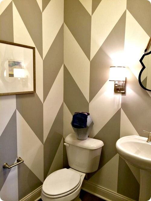 Home Tour Eye Candy Part 2 Painters Tape Design Wall Paint