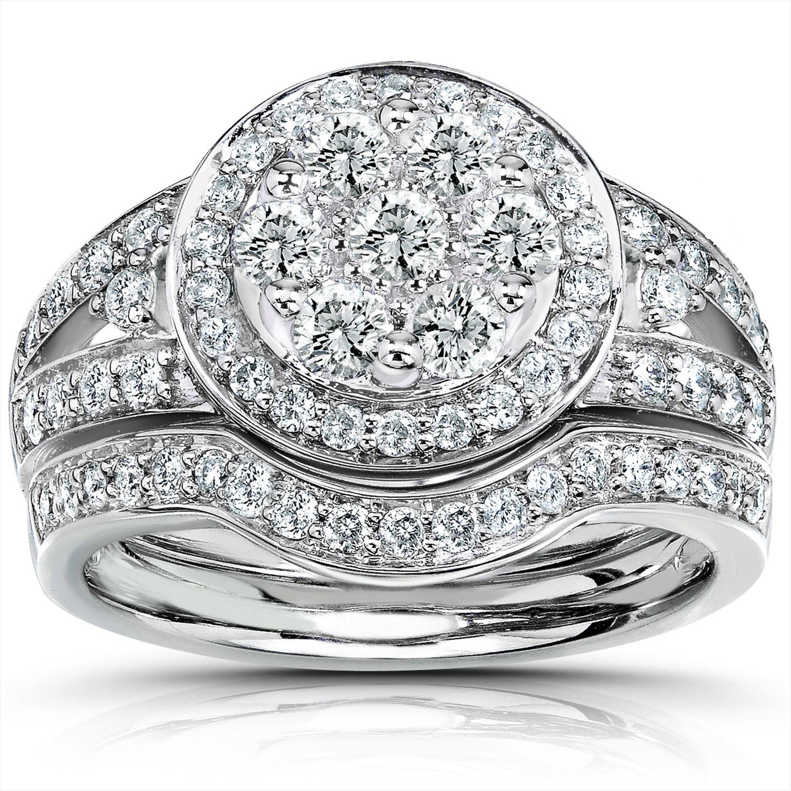 70 Wonderful Sears Wedding Rings Sets Ve11594 Diamond Wedding Sets Diamond Bridal Ring Sets Bridal Ring Set