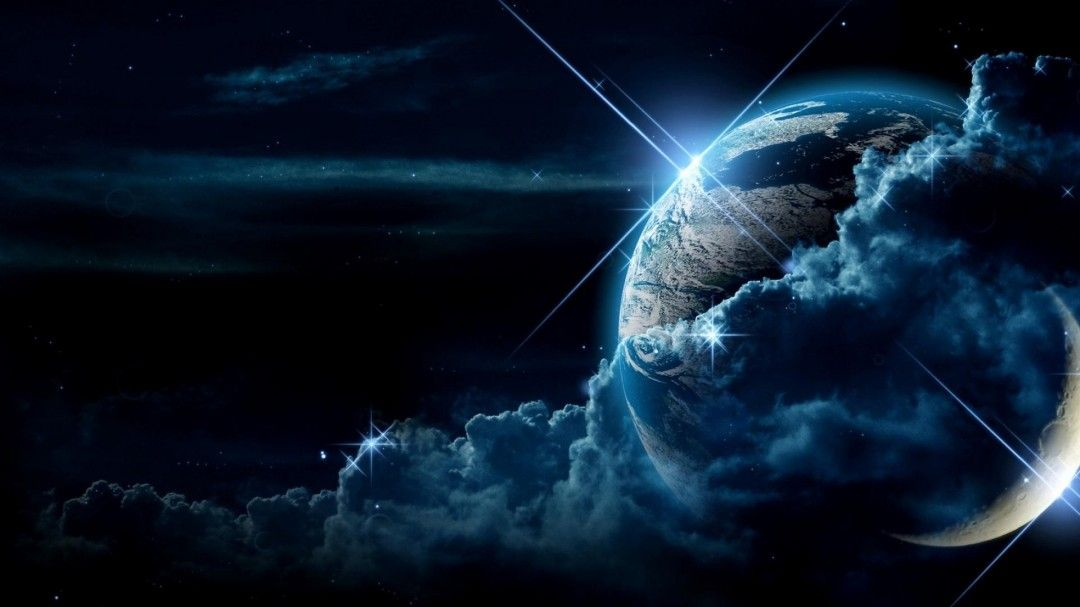 Gorgeous space earth cool background hd wallpaper hd wallpapers gorgeous space earth cool background hd wallpaper voltagebd Images