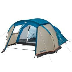 BASE CAMP SHELTERS, FAMILY TENTS Arpenaz 4 Family Tent 4
