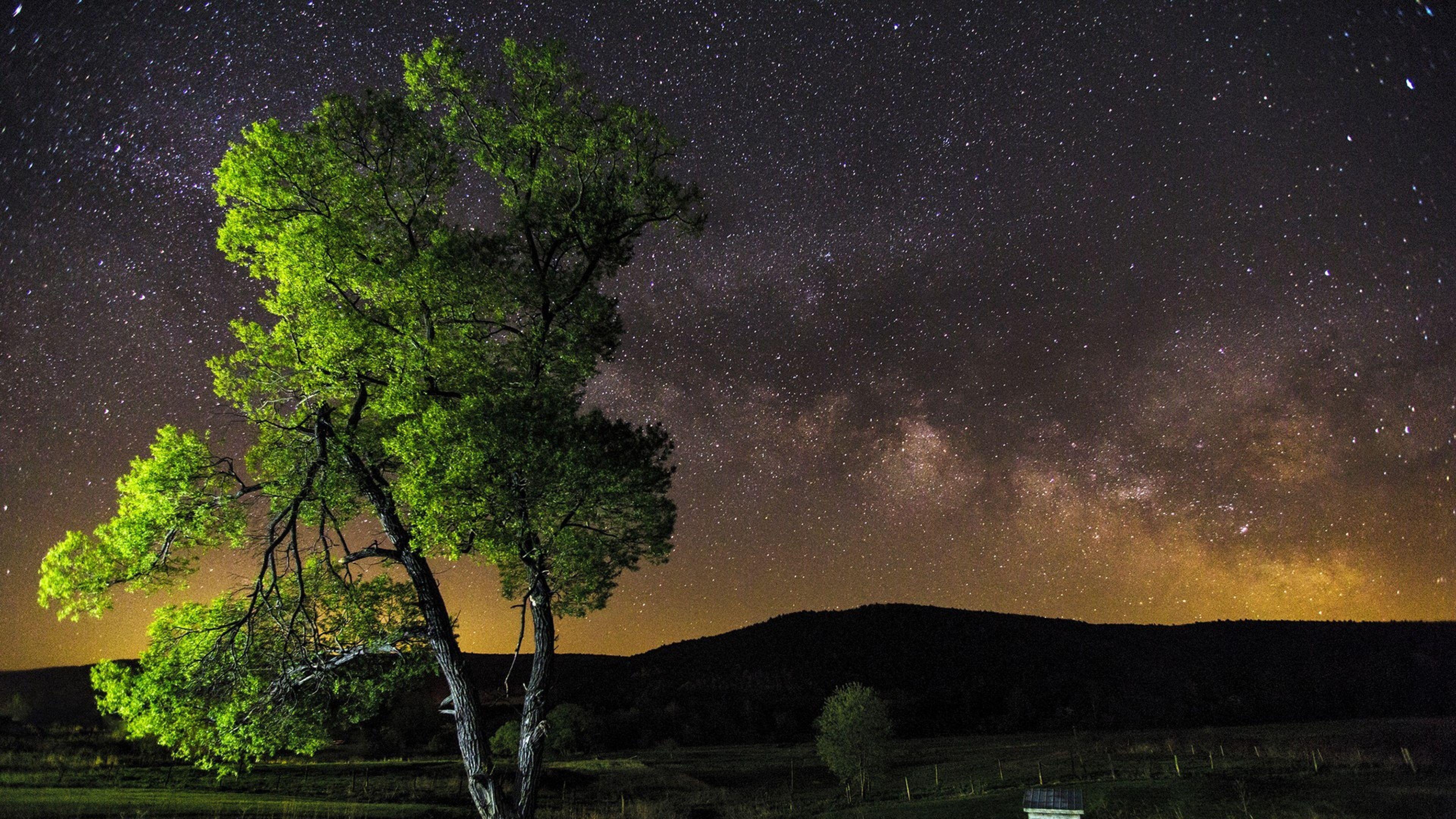 Night Landscape Wallpaper Mobile Juz Earth Wallpaper