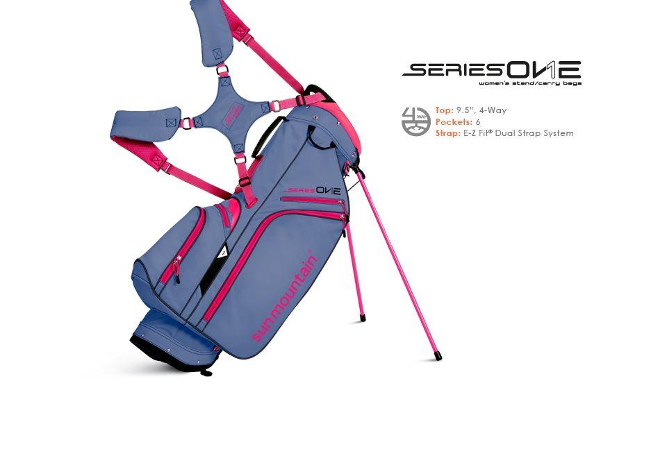 Sun Mountain Ladies Series One Golf Bag Personalized, Sun Mountain Personalized  Golf Bags, Sun