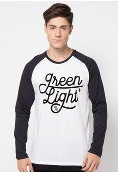 Baju Greenlight Lengan Panjang