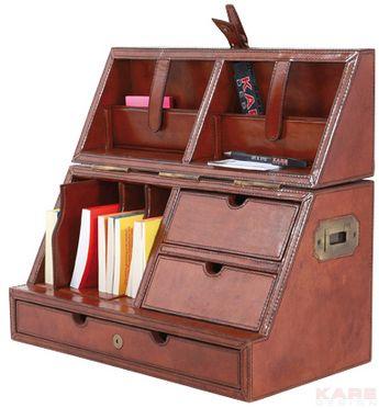 Schreibtischaufsatz+Lodge