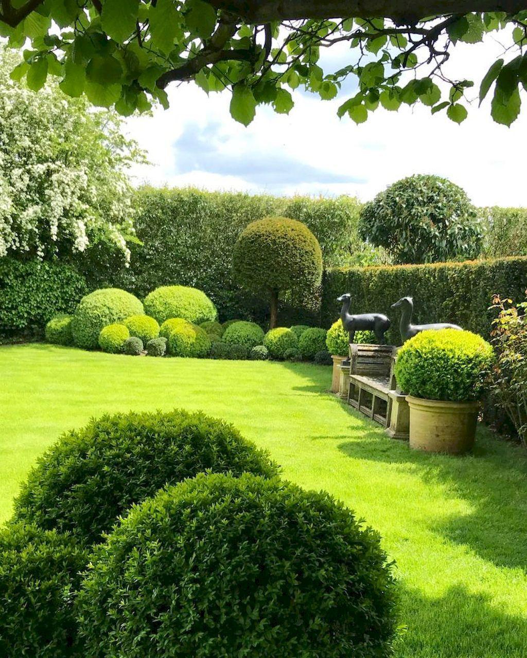 Topiary Garden Backyard Garden Landscape Garden Design 640 x 480