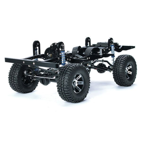 austar d90 rc crawler car frame d9001 without electronic components sale banggoodcom