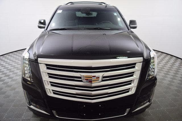 New 2019 Cadillac Escalade Esv Platinum For At Morrie S In Golden Valley Mn 104 565 View Now On Cars