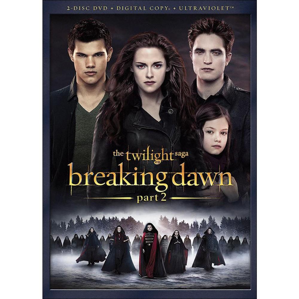 The Twilight Saga Breaking Dawn Part 2 Dvd In 2021 Twilight Breaking Dawn Twilight Movie Breaking Dawn Movie