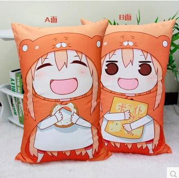 2015 Anime Himouto! Umaru-chan Cushion Pillow Cute Moe Cosplay Gift New