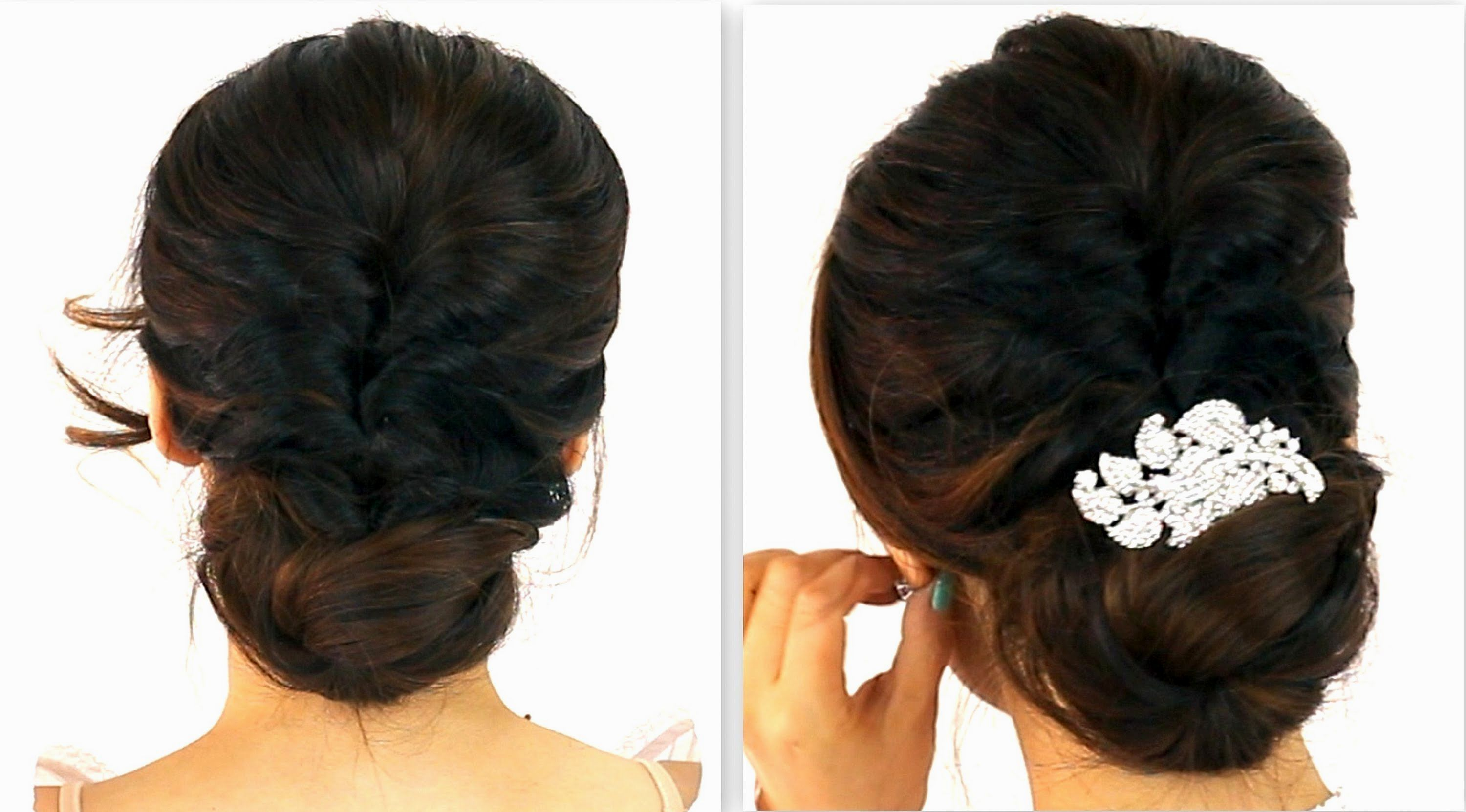 Indian Wedding Hairstyles For Short Hair Google Search Long Hair Styles Hair Styles Long Hair Ponytail