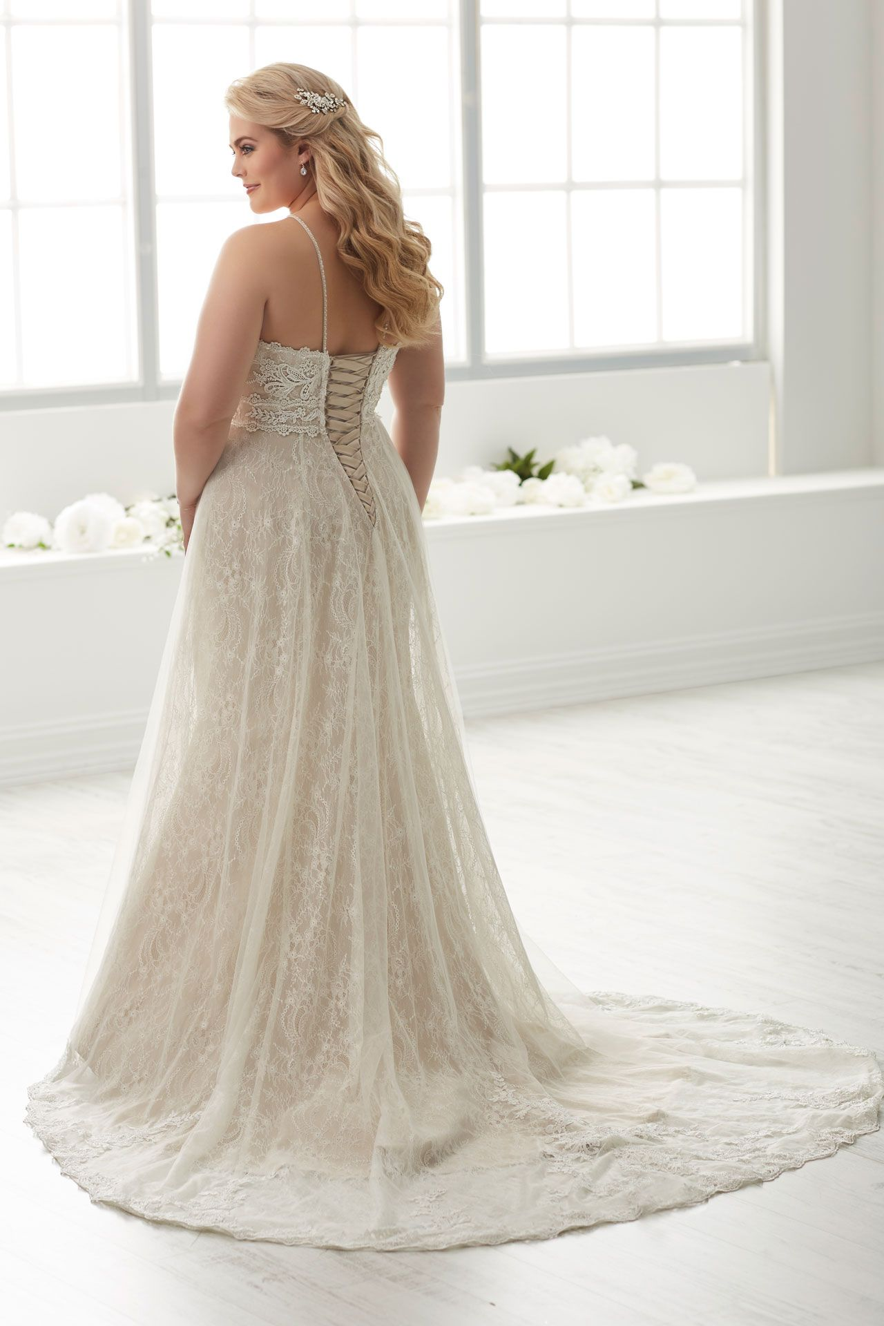 A Modern And Romantic A Line Bridal Outfits Bridal Gowns