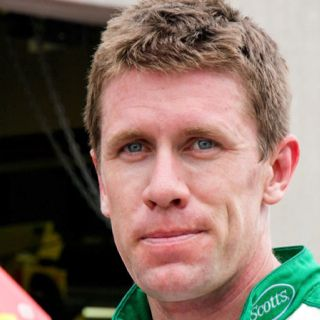 Carl Edwards I took this at the Brickyard 400. He was just inches from me. Sigh.... :) NASCAR