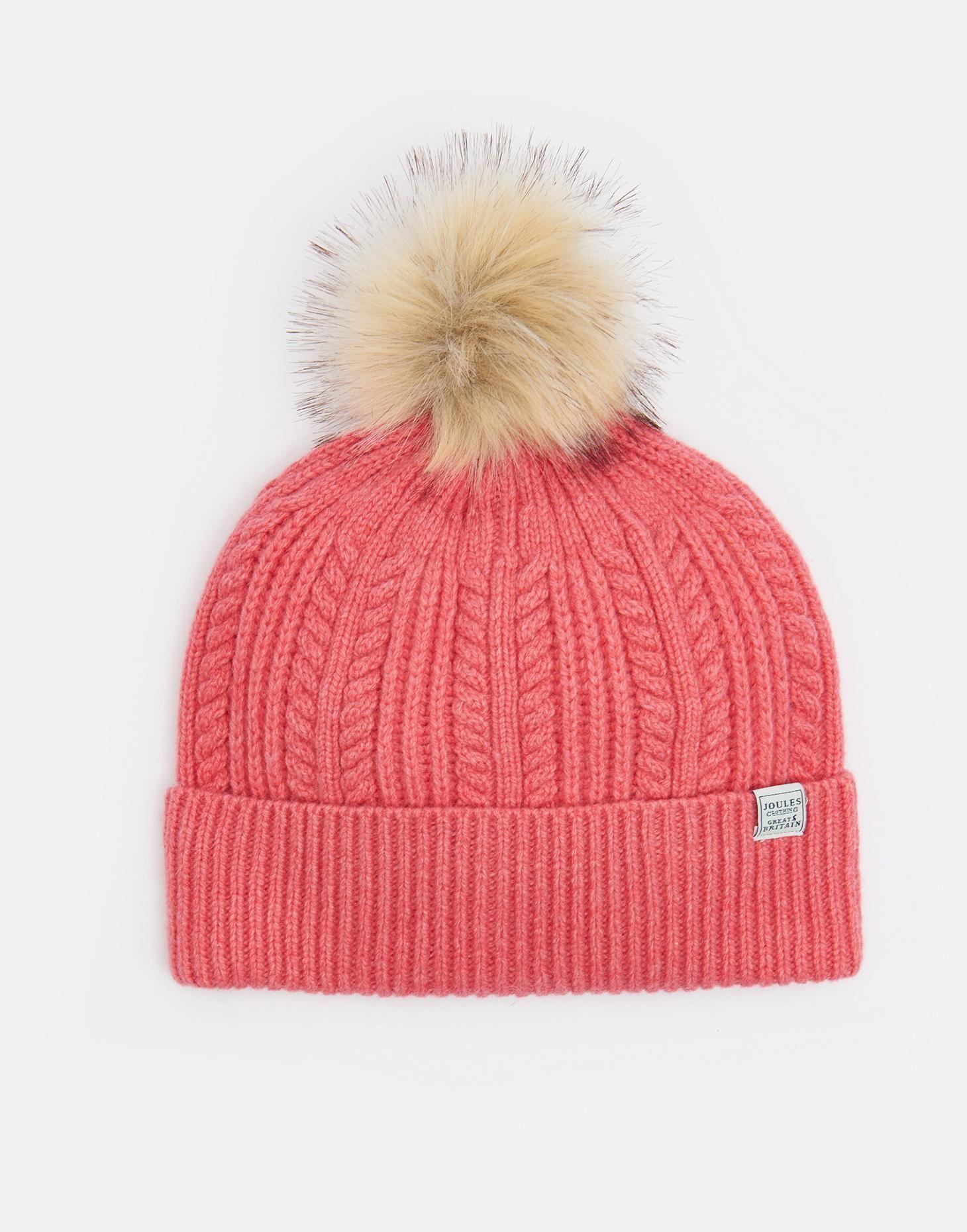 5dac5e68c5d5c Bobble Soft Coral Hat