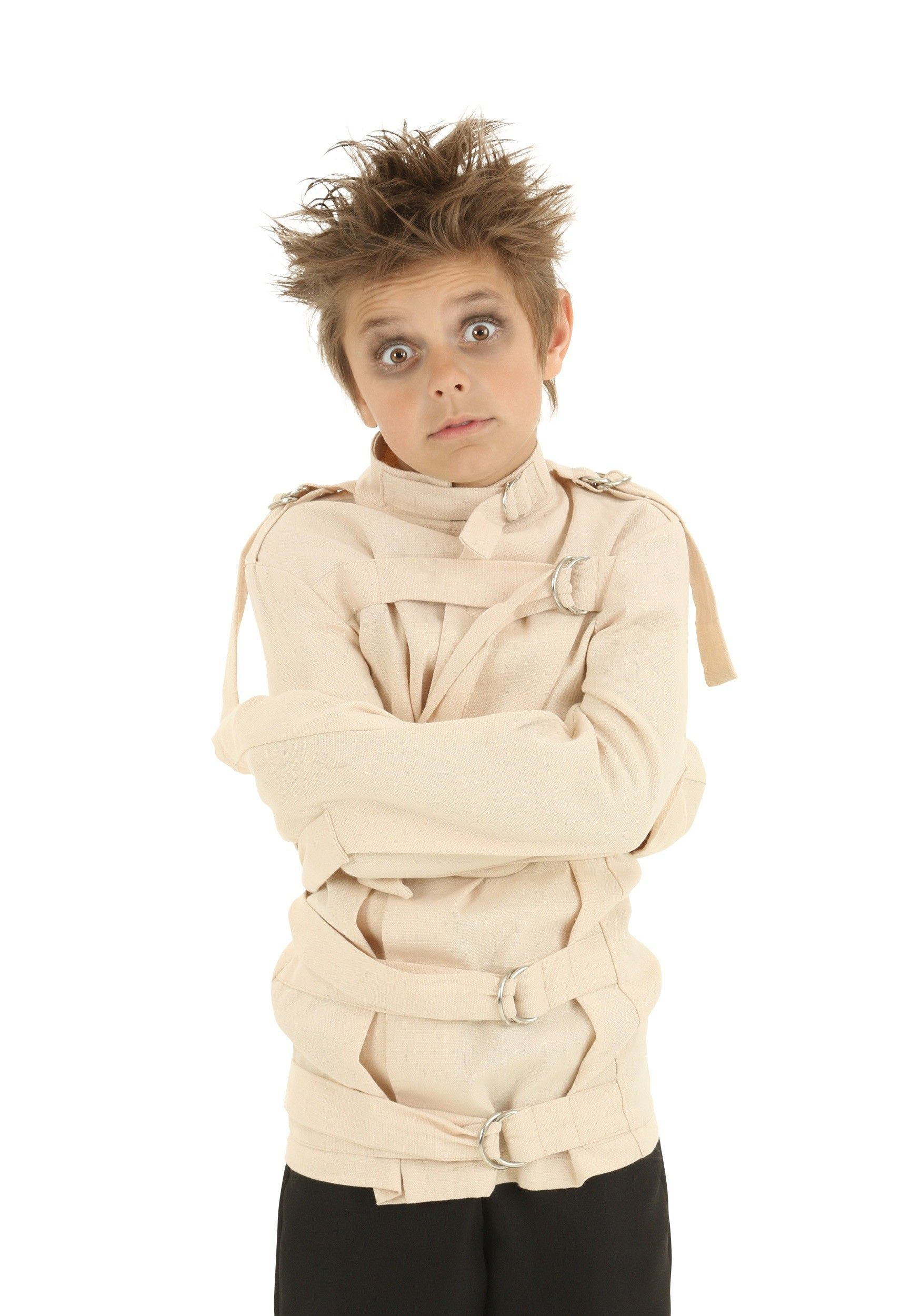 Boys Straight Jacket | Boys Halloween Costumes | Pinterest ...