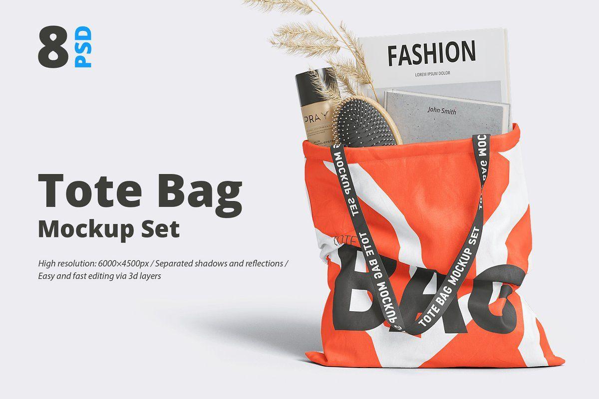 Download Tote Bag Mockup Bag Mockup Tote Bag Bags