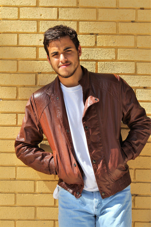 Zip Up Jacket Leathers By Jeffrey Size 42 Leather Jacket Etsy Leather Jacket Men Vintage Leather Jacket 70s Men [ 3000 x 2000 Pixel ]