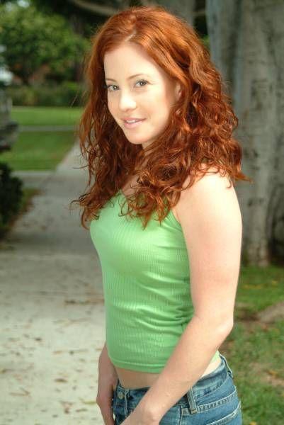 CALLIE: Redhead with sitcom