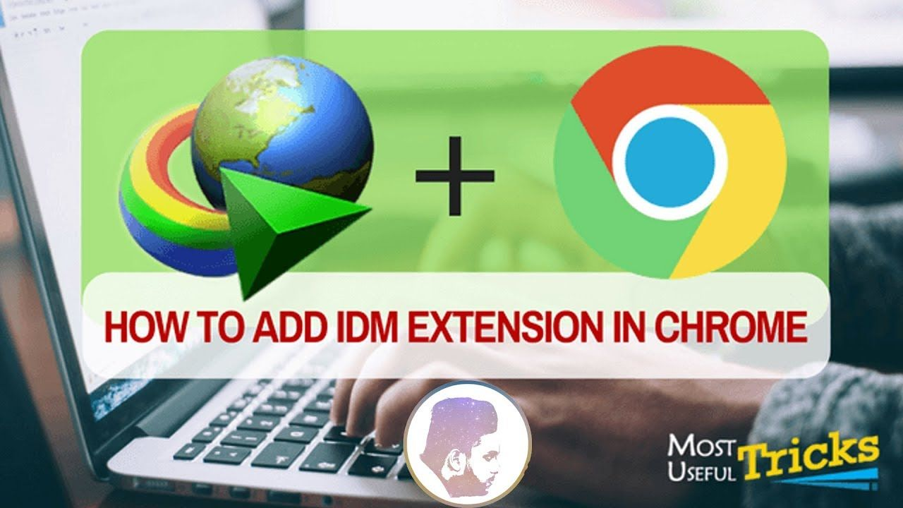 How To Add IDM Extension To Google Chrome | adobe | Tech