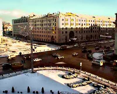 ベラルーシ 首都