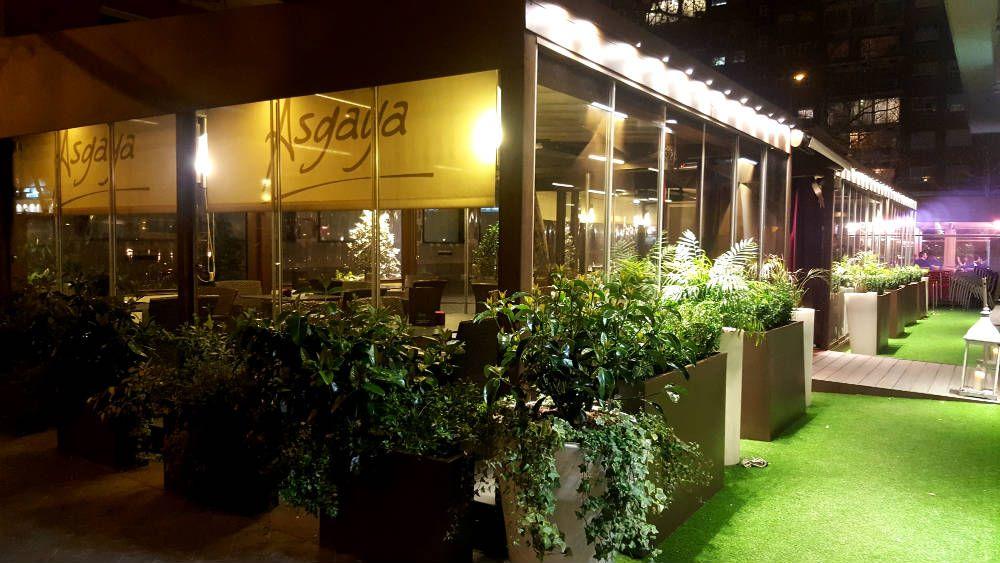 Restaurante Asgaya Restaurantes Mejores Restaurantes Madrid Y