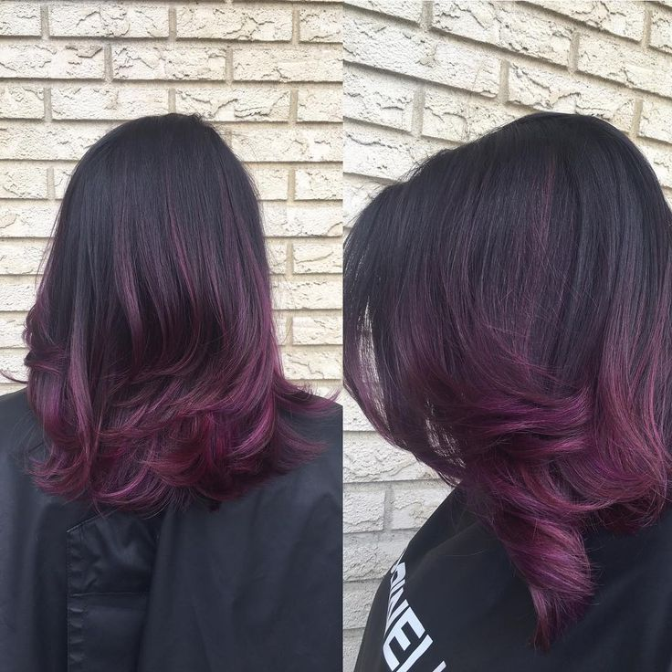50 Gorgeous Purple Ombre Hair Ideas Royal Trend Of The Year Ombre Hair Color Purple Ombre Hair Ombre Hair