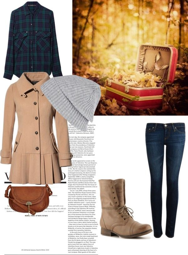 """Autumn"" by kendall-woods ❤ liked on Polyvore"