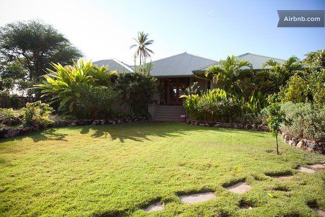 Molokai Beach House In Old K Kai Https Www Airbnb Rooms 39362