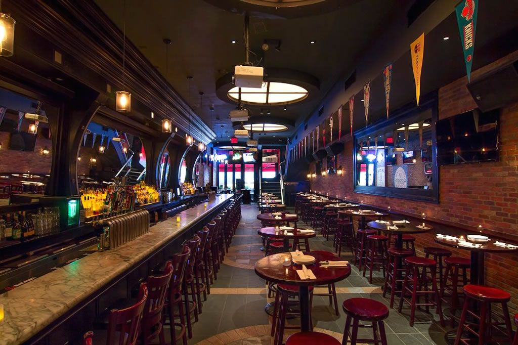 sports bar interiors | Sports Restaurant Hospitality Interior Design ...