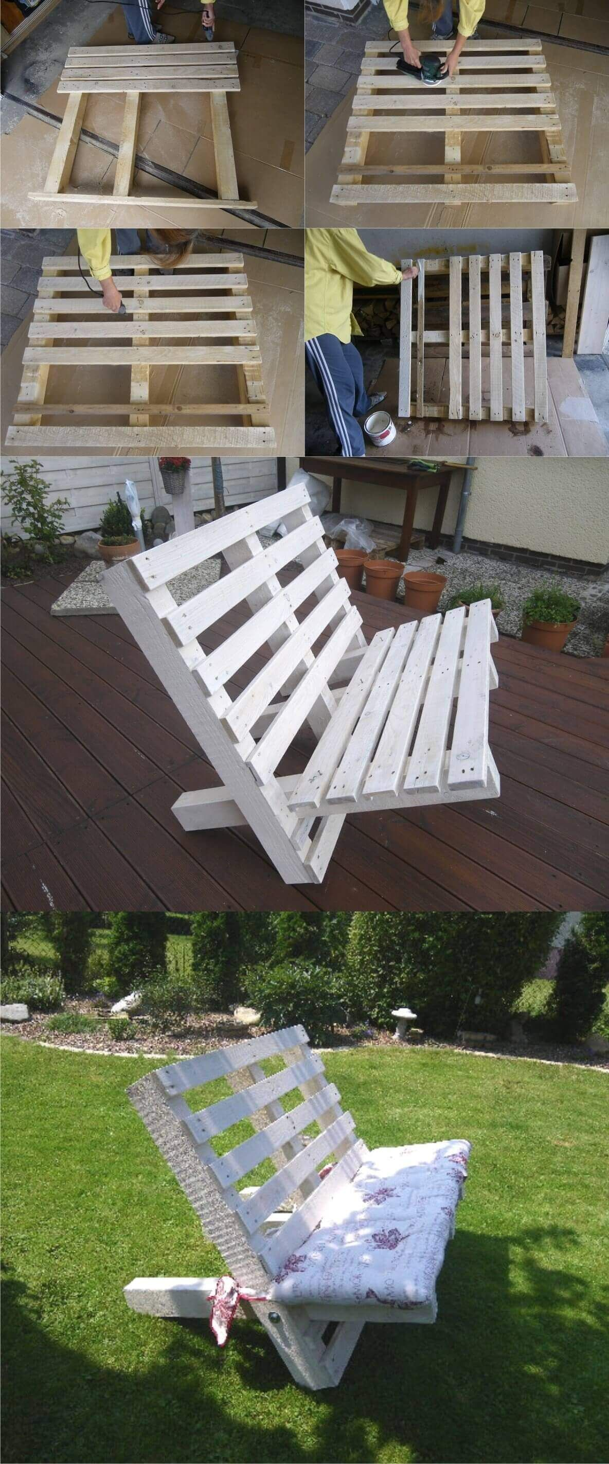 Poltrone Da Giardino Fai Da Te.29 Diy Outdoor Furniture Projects To Beautify Your Outdoor Space