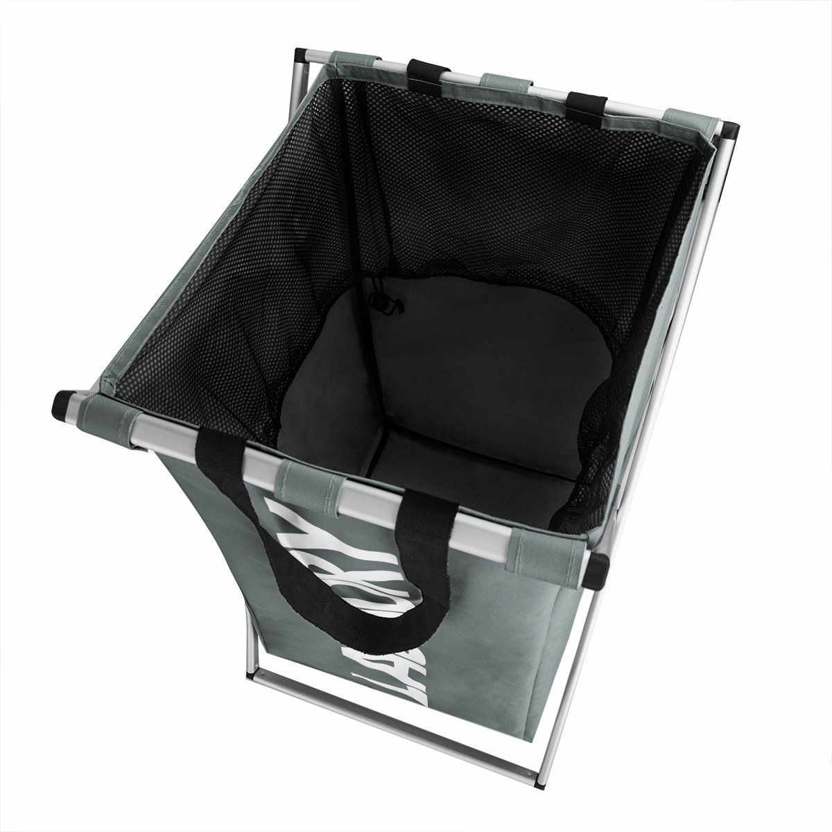 Laundry Hamper Oxford Metal Xframe Laundry Basket Clothes Storage