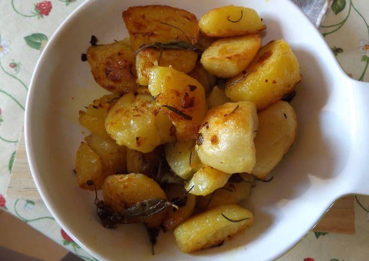 Patatas asadas especiales