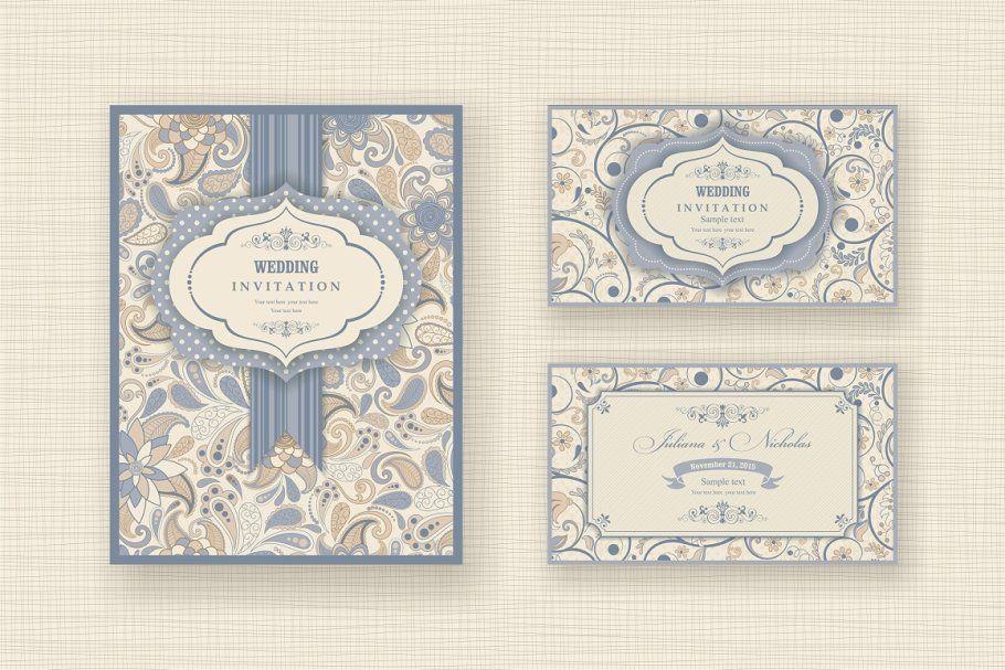Photo of Wedding Invitation set , #Affiliate, #Invitation#design#baroque#Set #affiliate