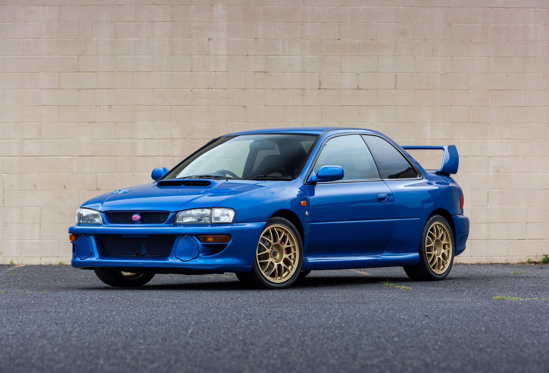 1998 Subaru Impreza 22B STi Subaru impreza, Impreza, Subaru