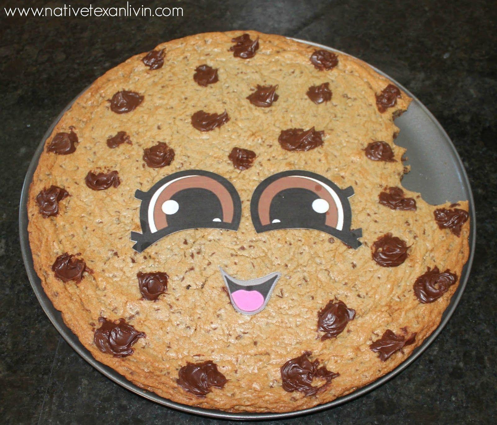 Kooky Cookie Cake Shopkins